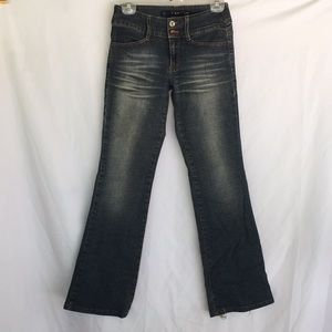 Blue Jeanious flared jeans